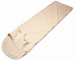SHEET LINER TRAVEL Liner for rectangular sleeping bag