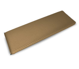 BIG MAT  Comfort mat with allow to be buckled for camping