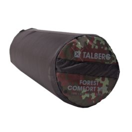 FOREST COMFORT MAT  Camouflage mat with allow to be buckled for hikes, camping and fishing